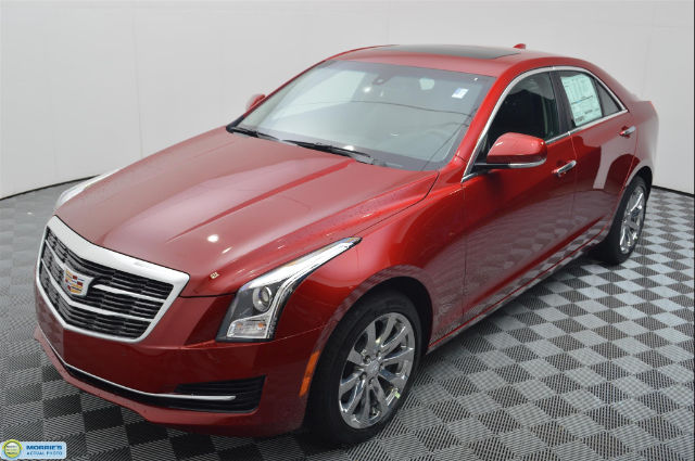 new 2016 cadillac ats 2 0l turbo luxury collection sedan in hopkins 3r10294 morrie 39 s. Black Bedroom Furniture Sets. Home Design Ideas