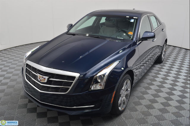 new 2016 cadillac ats 2 0l turbo luxury collection sedan in hopkins 3n11954 morrie 39 s. Black Bedroom Furniture Sets. Home Design Ideas