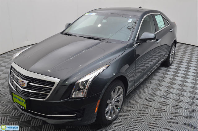 new 2016 cadillac ats 2 0l turbo luxury collection sedan in hopkins 3r10297 morrie 39 s. Black Bedroom Furniture Sets. Home Design Ideas