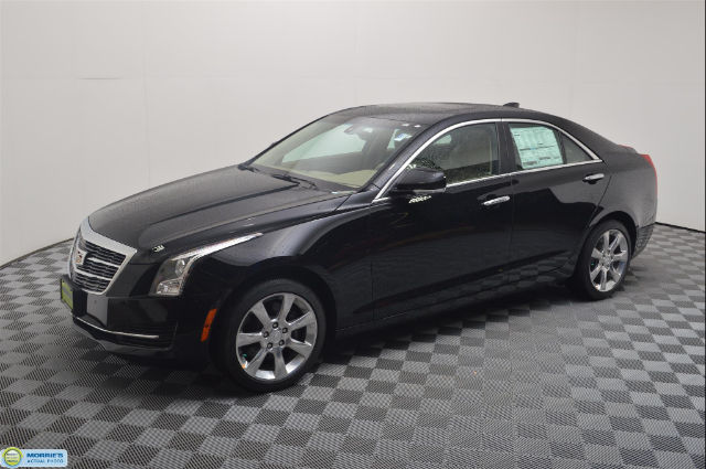 new 2016 cadillac ats 2 0l turbo luxury collection sedan in hopkins 3n11963 morrie 39 s. Black Bedroom Furniture Sets. Home Design Ideas